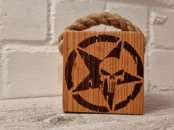 Türstopper Wood aRT© Lärche Punisher