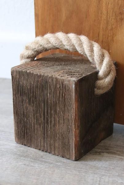 Türstopper Wood aRT© Vitage old wood